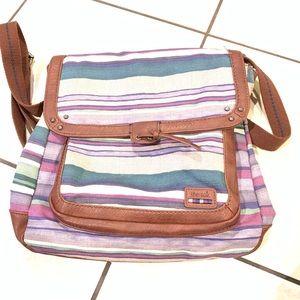 The Sak Convertible backpack